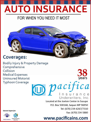 Pacifica Insurance